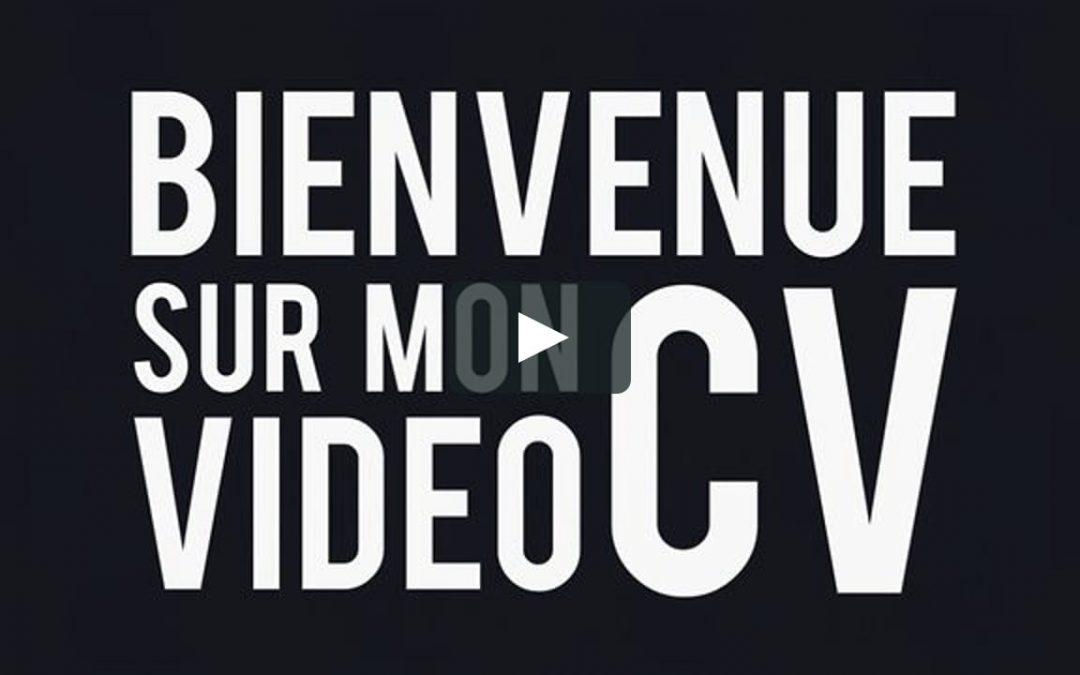 Le CV Vidéo avec FACE